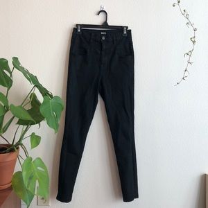 High-waisted jeans from Urban Outfitters